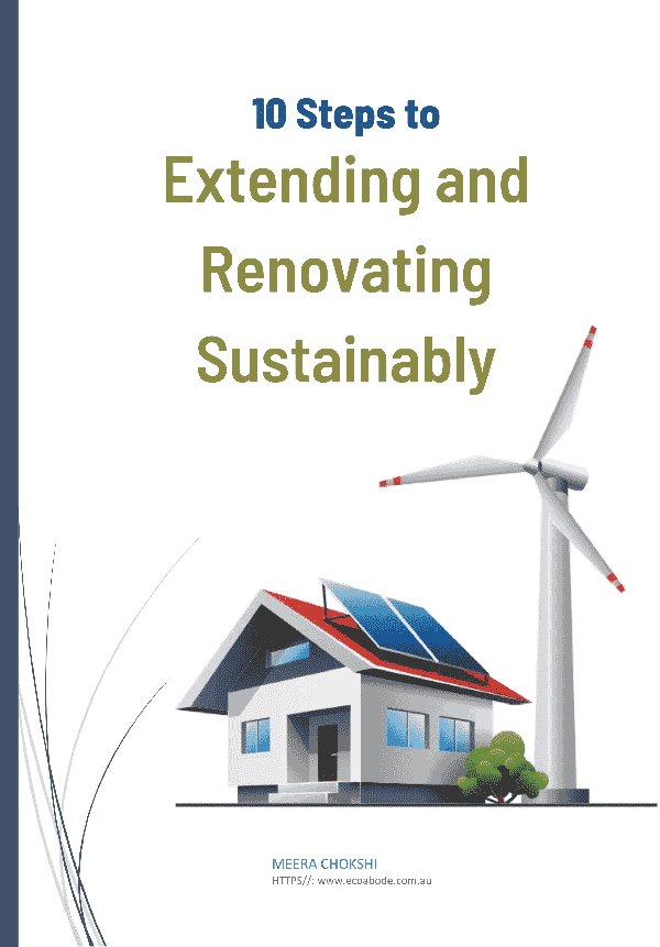 sustainable housing ebook